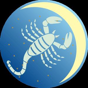 The Scorpio Zodiac Sign Icon