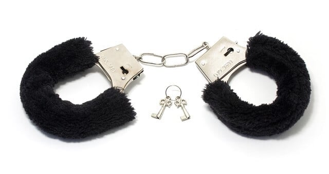 love handcuffs