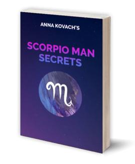 Scorpio Man Secrets Book