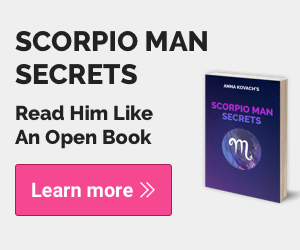 Get A Scorpio Man Now – Click Below