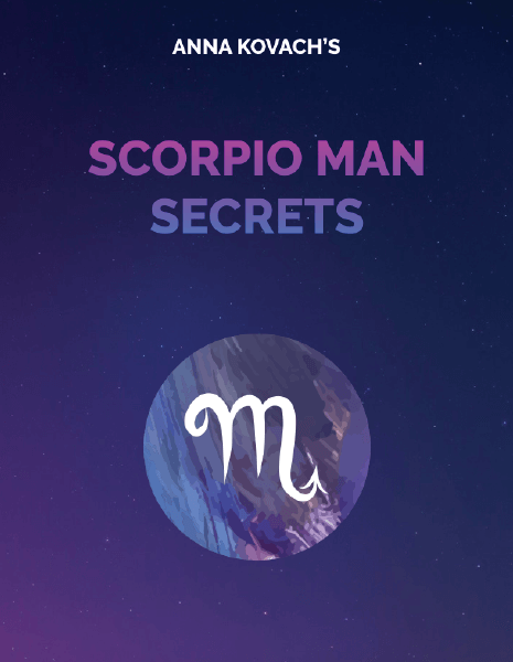 Ways To Seduce A Scorpio Man With Text Messages | Scorpio Men