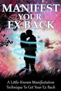 manifest your ex back book cover