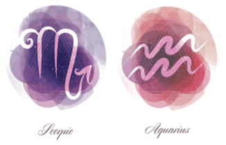 Aquarius Woman & Scorpio Man Compatability | Scorpio Men