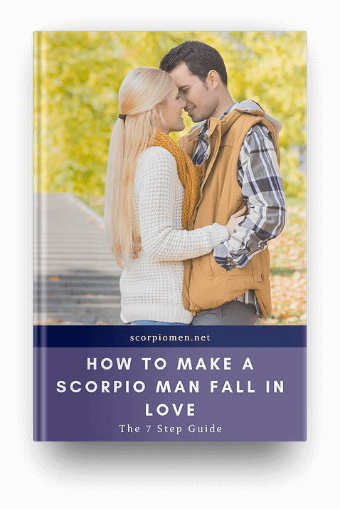 Likes you man when a really scorpio 5 Signs
